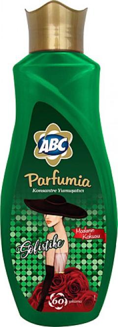 ABC Parfumia 1440 Ml Sofistike Yeşil Çamaşır Yumuşatıcısı