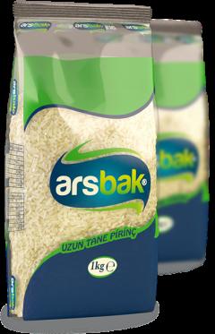 Arsbak 1 Kg Uzun Tane Pirinç