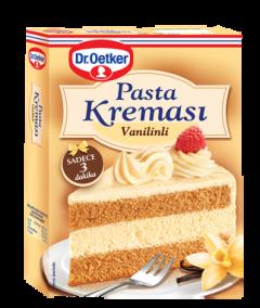 Dr.Oetker 160 Gr Vanilinli Pasta Kreması