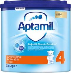 Aptamil Devam Sütü 4 Numara 350 gr