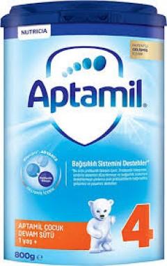 Aptamil Devam Sütü 4 Numara 800 gr