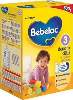 Bebelac Devam Sütü 3 Numara 500 gr