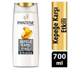 Pantene Kepeğe Karşı Etkili Şampuan 700 ml