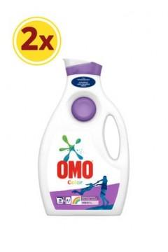 Omo Color Sıvı Çamaşır Deterjanı 1950 ml 2'li Set