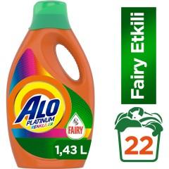 Alo Platinum Fairy Etkili 22 Yıkama Sıvı çamaşır Deterjanı
