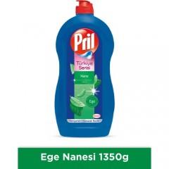 Pril Ege Nanesi Sıvı Elde Yıkama Bulaşık Deterjanı 1350gr