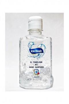 Ice Fresh  Alkol Bazlı Antibakteriyel El Jeli 250 ml