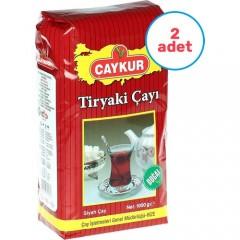Çaykur  Tiryaki Çay (1000 gr x 2 adet) 2000 gr