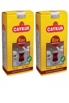 Çaykur Rize Turist Dökme Çay (1000gr x 2) 2000 gr