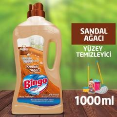 Bingo Ahşap Temizleyici Sandal Ağacı 1000 ml