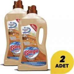 Bingo Ahşap Temizleyici Sandal Ağacı (1000 ml x 2 ADET) 2000 ml