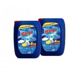 Bingo Bulaşık Deterjanı (4 kg X 2 adet) X 8kg