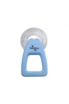 Babytime  Saplı Sulu Diş Kaşıyıcı Mavi