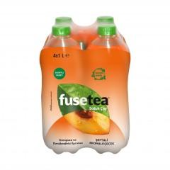 Fuse Tea 4x 1.5 lt Şeftali Soğuk Çay ( 6 lt )