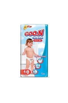 Goon Mutlu Bebek Külot Bebek Bezi 4 Beden 9-14 Kg 38li Jumbo Paket
