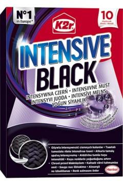K2R İntensive Black Siyahlara Özel Renk Koruyucu Mendil 10'lu