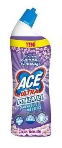ACE Ultra Yoğun Kıvamlı Çamaşır Suyu Çiçek Kokulu 810g