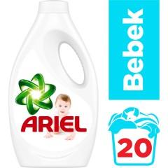 Ariel Baby 20 Yıkama Sıvı Çamaşır Deterjanı Bebekler İçin