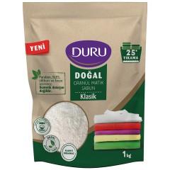 Duru Doğal Granül Matik Sabun Klasik 1 kg 25 Yıkama