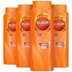 Elidor Anında Onarıcı Bakım Saç Bakım Şampuanı 650 ml 4'lü Fırsat paketi