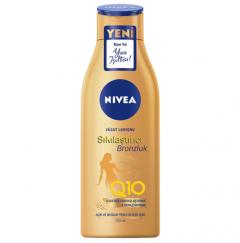 Nivea Body Q10 Sıkılaştırıcı&Bronzlaştırıcı Losyon 200 ml