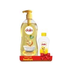 Dalin Klasik Bebek Şampuanı 700 ml + 100 ml Bebek Yağı Hediyeli