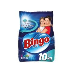 Bingo Matik Toz Çamaşır Deterjanı Renkli & Beyaz 10 Kg